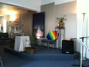 Center for Spiritual Living Anacortes Sanctuary